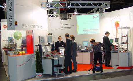 2003 - Messestand PRODUCTRONICA