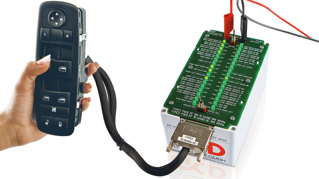 MCD Elektronik GmbH - Projekte