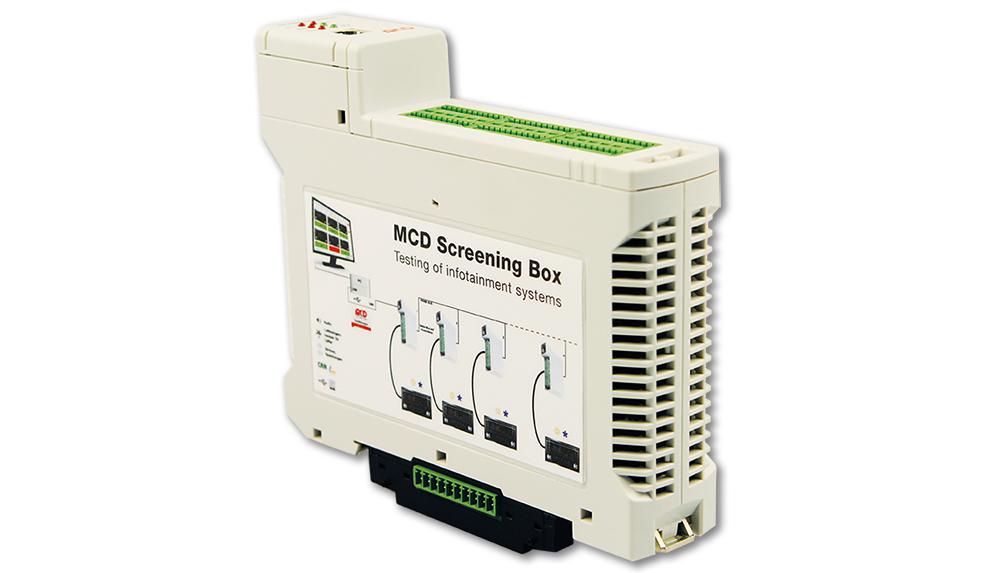 MCD Elektronik GmbH - Artikel